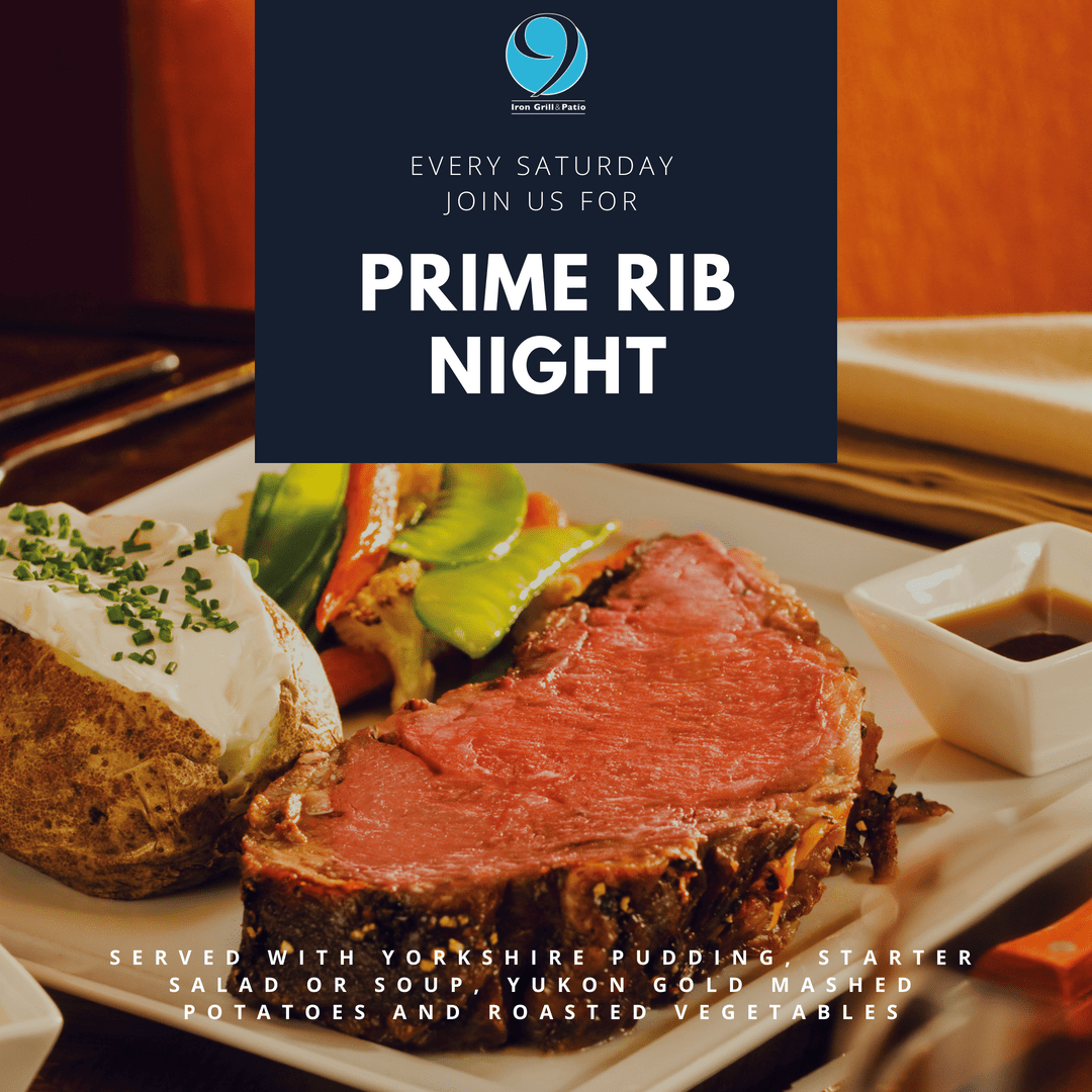Prime RibNight